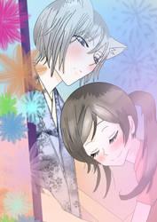 Tomoe and Nanami by mysterika18