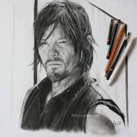 Daryl Dixon by kornrad
