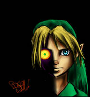 Majora's Mask by RussianWallet