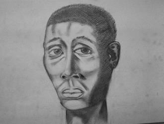 black man by shoust