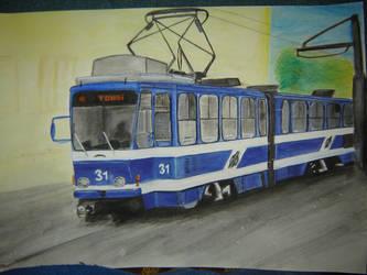 Tram, volume.. 824124124 by shoust