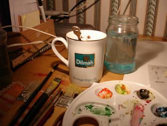Dilmah mug by shoust