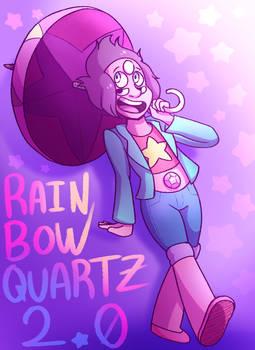 Rainbow Quartz 2.0 by reylikescookies