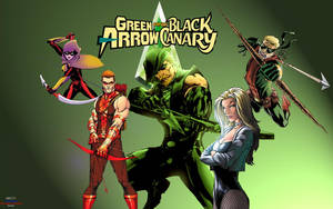 Green Arrow Family by Xionice
