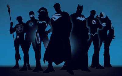 Justice League 2012 by Xionice