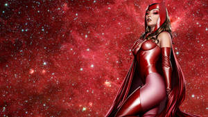 Scarlet Witch by Xionice