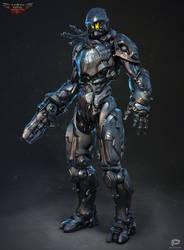 Cyborg by obriy86
