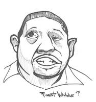 Forrest Whitaker by Lucidflows
