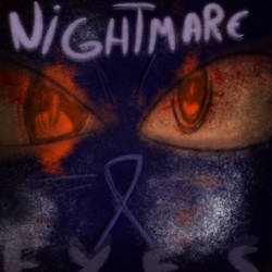 Nightmare eyes by Nets2845