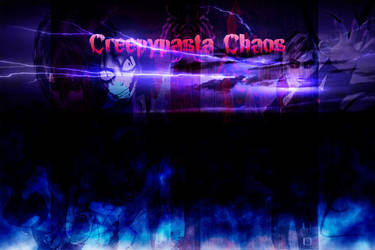 Creepypasta Chaos Artwork 1 by Stormtali