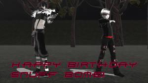 MMD CP - Happy Birthday Snuff Bomb! by Stormtali