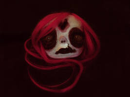 Rose Red II The Shrunken Head by UrsulaDecay