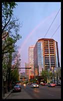 Rainbow Avenue by Gyroid