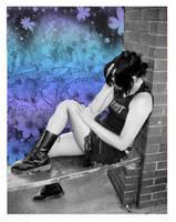 Alone With My Sorrow by Sanity-shockartist