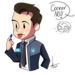 Connor DBH by AtomTC