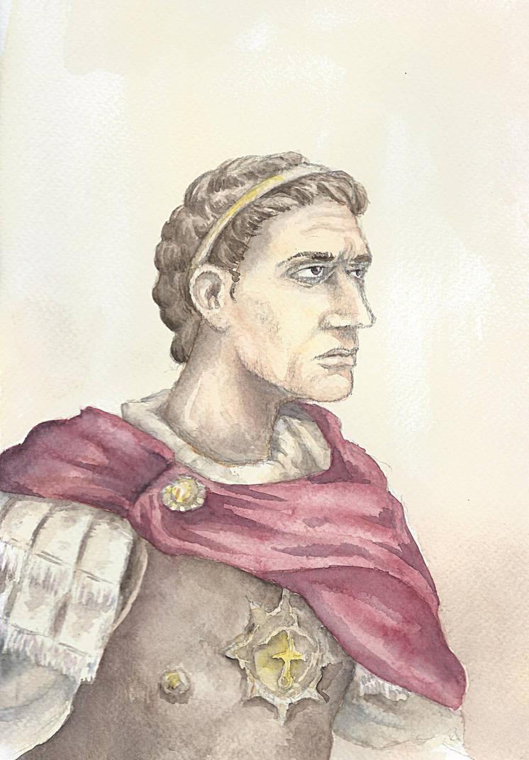 Antiochos Study by Curundil
