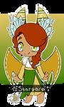 Golden Angel - Stargara DTA (Open) by MilkshakeCherry