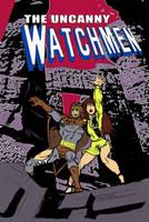 The Uncanny Watchmen: Nite Owl and Silk Spectre by Tulio-Vilela
