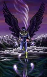 Angel of Death - Esotero by legacyofkainclan