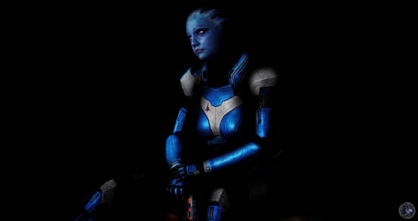Out Of The Dark - Liara by BarbDBarb