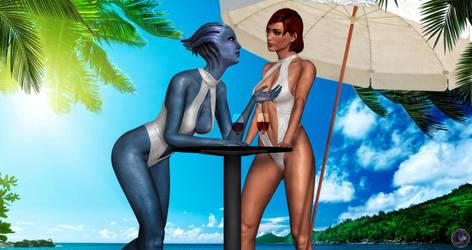 Summer Stories by BarbDBarb