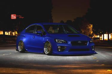 Subaru WRX Slammed by SrCky