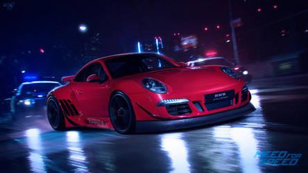 Porsche 911 Rauh Welt (NFS Tribute) by SrCky