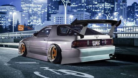 Mazda RX7 by SrCky