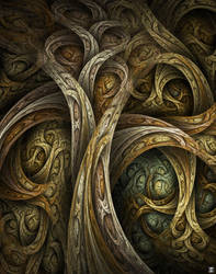 Yggdrasil by ClaireJones