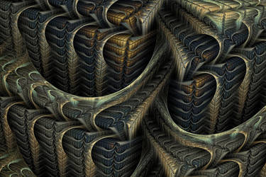 Arcology by ClaireJones