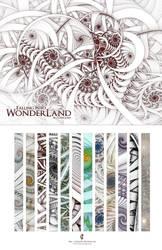 Falling into Wonderland Calendar by ClaireJones