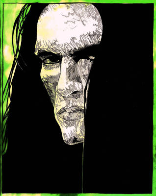 Peter Steele: The Green Man. by CEZacherl