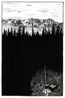 Kushtaka, Alone in the Wilderness by CEZacherl