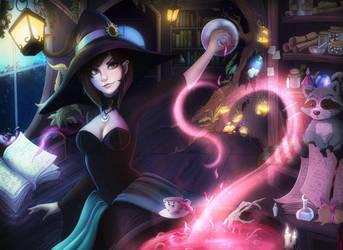 wjtasy-Fantasy-art-4021481 by RUMAEM