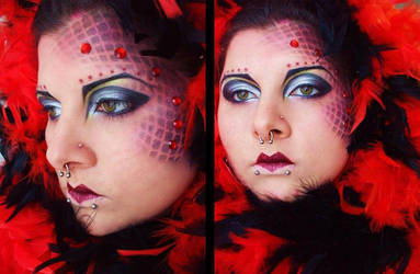 The Serpentess by itashleys-makeup
