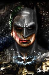 Bat Crazy by ChrisLeroux