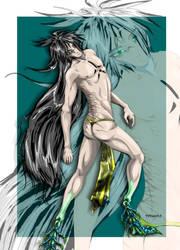 Laruke by tiffawolf