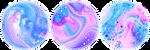 . bath bombs | f2u page decor . by lleafeons