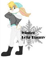 Winter Lola by Karina-Riddle