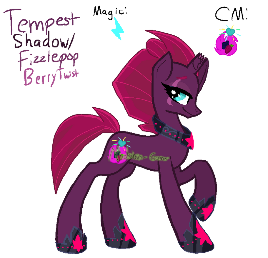 Mlp Tempest Shadow Magicverse By Mobian Gamer On Deviantart