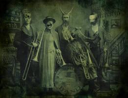 Innsmouth-Band by satyr