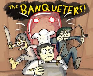 Failed Project: The Banqueters by Sean-Incorporated