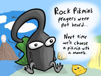 Rock Pikmin Failed Us... by Sean-Incorporated