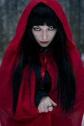 Red Cold II by IraDorn
