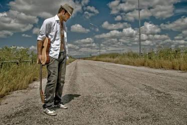 Road 8 by Monocoello