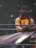 The Undertaker again by Kammerice