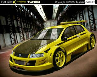 Fiat Stilo X-Treme Tuned by buckas