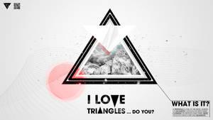 LOVE TRIANGLES by pixelR1OT