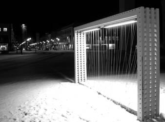 'modern' art by lekkiM