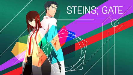 Steins Gate fanart Background by lepafox